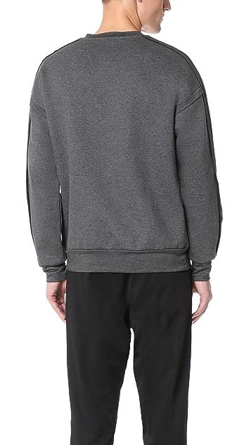 N.Hoolywood Scuba Pullover Sweatshirt