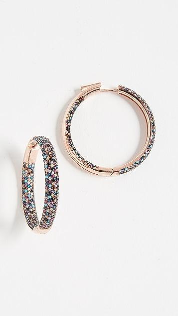 Nickho Rey Tire Earrings