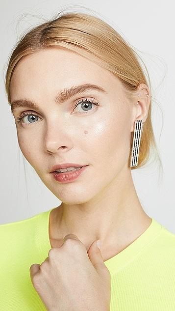 Nickho Rey Bar Earrings