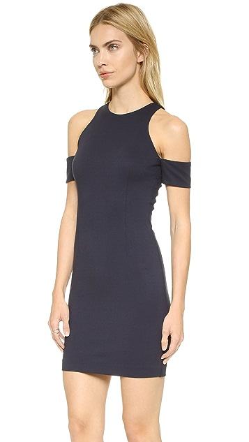 Nicholas N/Nicholas Cutout Shoulder Dress