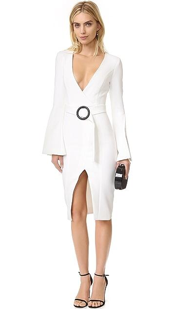 Nicholas Long Sleeve Blazer Dress