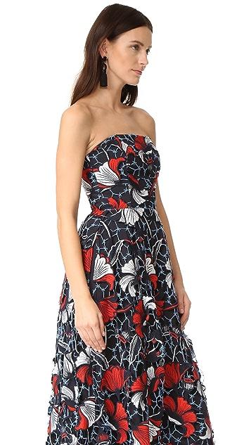 Nicholas Amelie Lace Ball Dress
