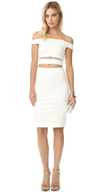 Nicholas N / Nicholas Ponte Cutout Dress