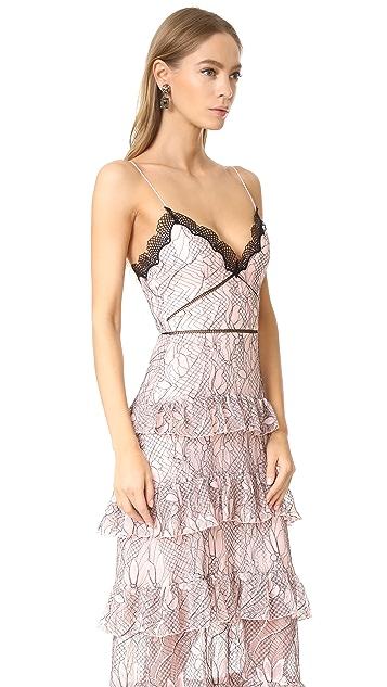 Nicholas Iris Lace Gown