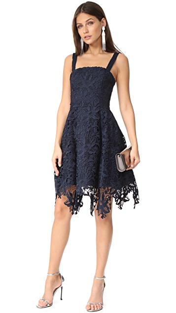 Nicholas Bellflower Mini Ball Dress