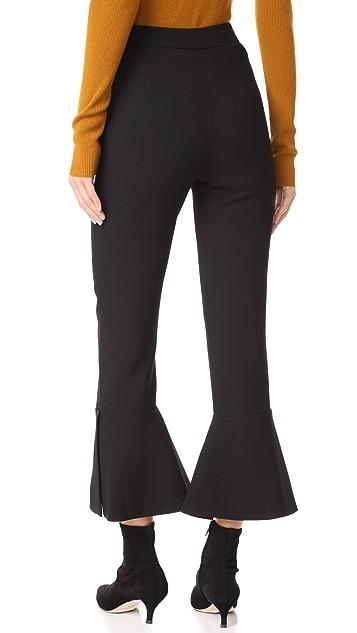 Nicholas Zip Front Pants