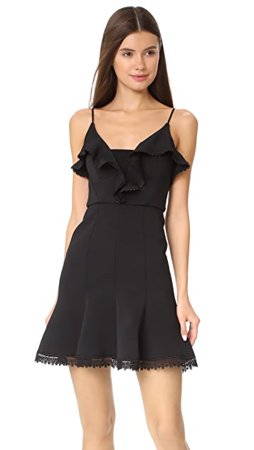 Nicholas Bandage Mini Dress