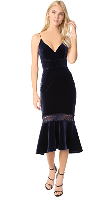 Nicholas Woman Off-the-shoulder Velvet Mini Dress Black Size 4 Nicholas oKXnsENv