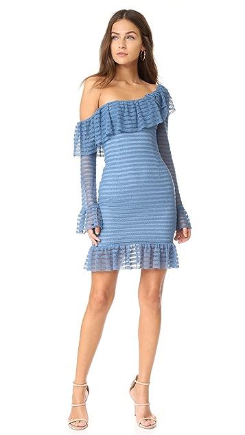 Nicholas N/Nicholas Adele Lace Mini Dress