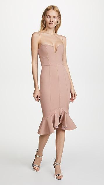 Nicholas Flip Hem Bra Dress