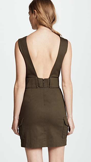 Nicholas N/Nicholas Backless Dress