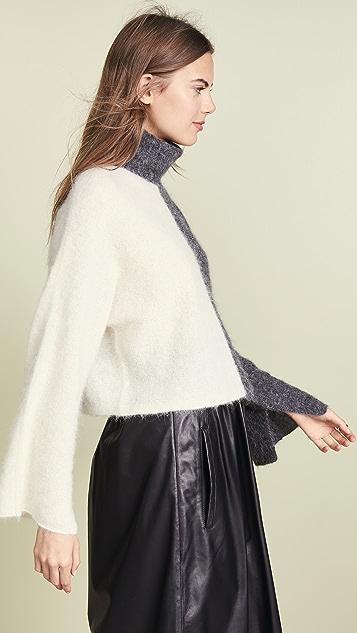 Nicholas Roll Neck Sweater