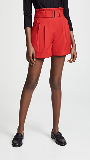 Nicholas High Waisted Shorts