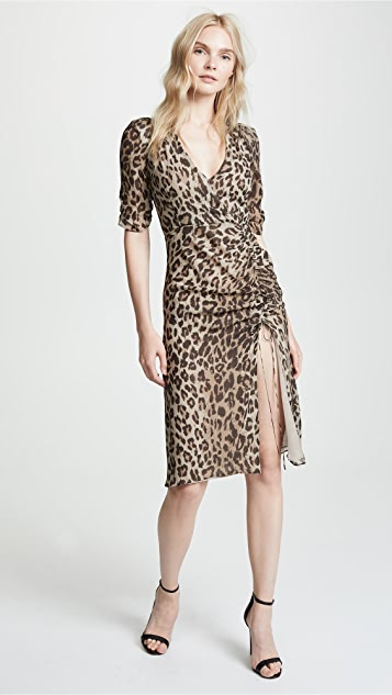 Nicholas Leopard Dress