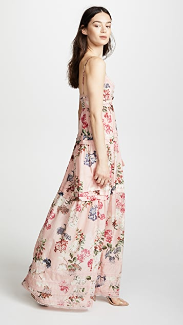 Nicholas Tiered Dress