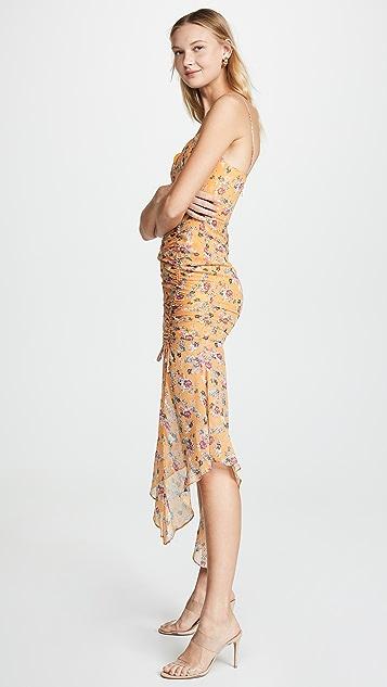 Nicholas Платье на завязках
