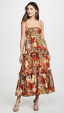 Smocked Prairie Skirt / Dress