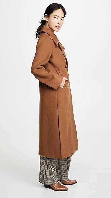 Nicholas Двубортное пальто