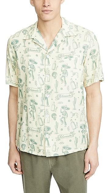 NIKBEN La Cucaracha Button Up Shirt