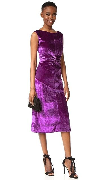 Nina Ricci Sleeveless Cocktail Dress