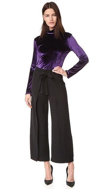 Nina Ricci Long Sleeve Bodysuit