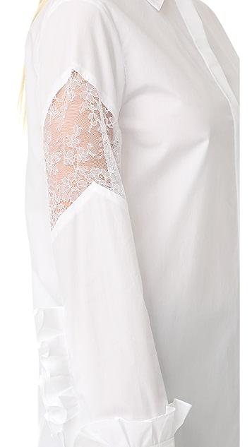 Nina Ricci Long Sleeve Blouse