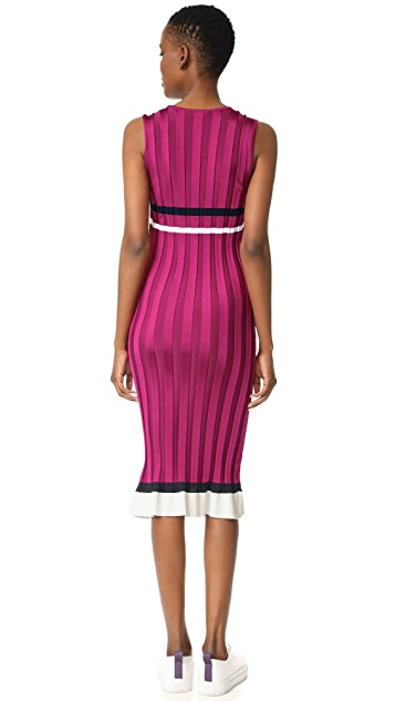 Nina Ricci Sleeveless Knit Dress