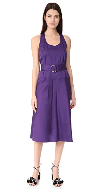 Nina Ricci Racer Back Dress
