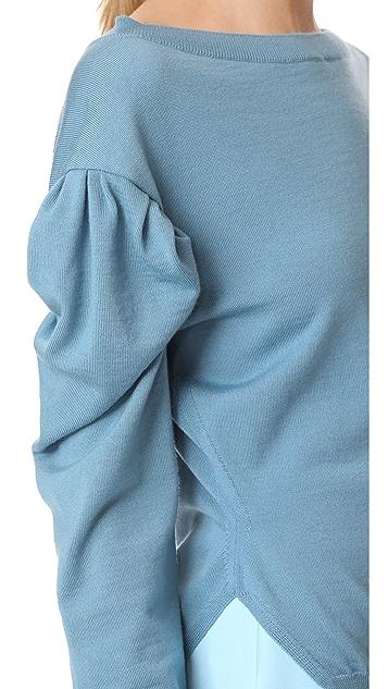 Nina Ricci Puff Sweater