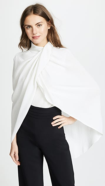 Nina Ricci Removable Cape