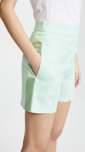 Nina Ricci Wool Trouser Shorts