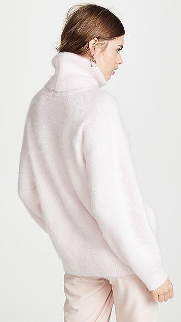 Nina Ricci Mohair Shopbop Turtleneck Sweater 1Hv1wYq