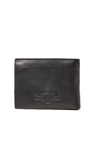 Nixon Legacy Leather Wallet