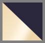 Gold/ Blue Sunray