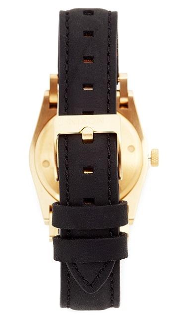 Nixon Jane Leather Watch