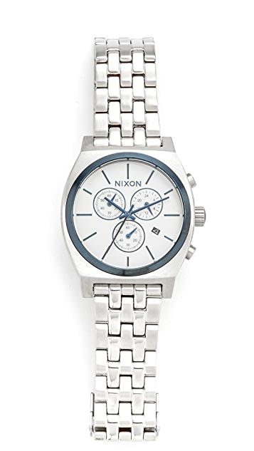 Nixon Time Teller Chronograph Watch