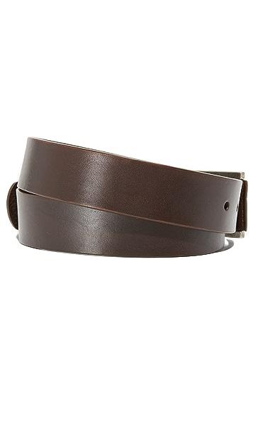 Nixon Americana Slim Leather Belt