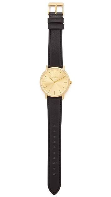 Nixon The Porter Watch