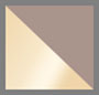 Gold/Taupe