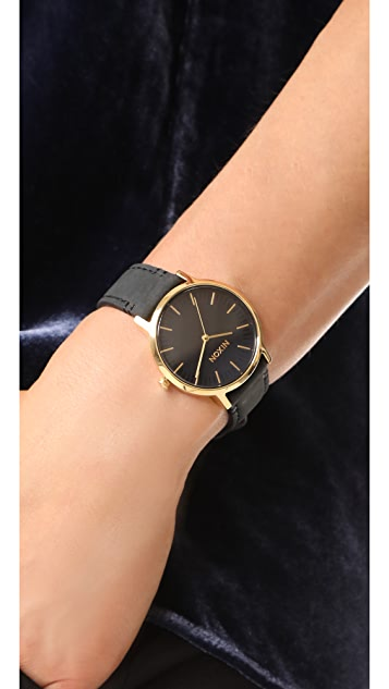 reader strap easy timex watch leather watches
