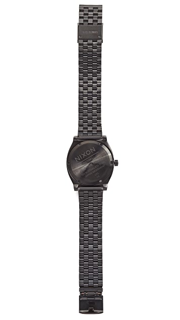 Nixon Time Teller Concrete Watch, 40mm