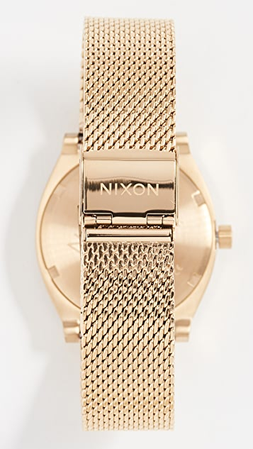 Nixon Time Teller Milanese Watch, 36mm