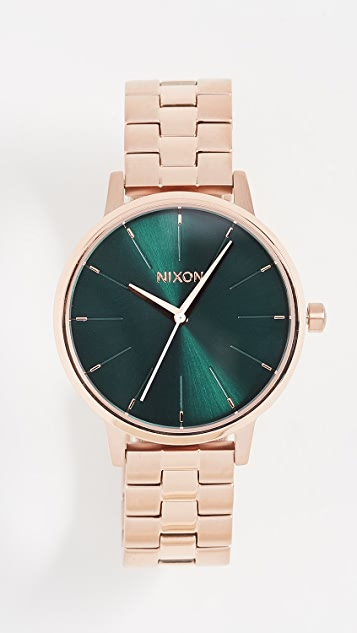 Nixon Gold Kensington Watch, 36mm