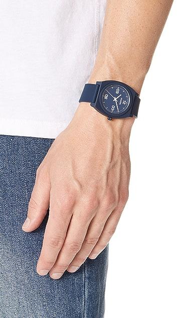 Nixon Time Teller P Corp Watch, 39mm