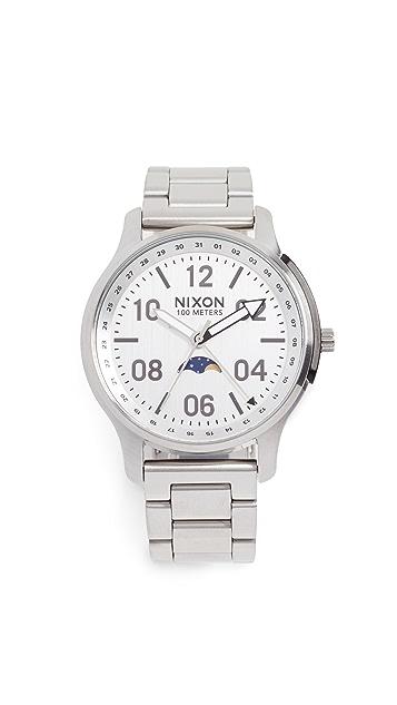 Nixon Ascender Watch, 43mm