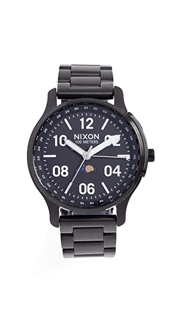 Nixon Ascender Watch, 52mm