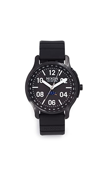 Nixon Ascender Sport Watch, 44mm