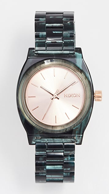 Nixon Medium Time Teller Watch, 35mm