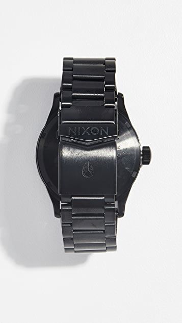 Nixon Sentry SS After Dark Watch, 42mm