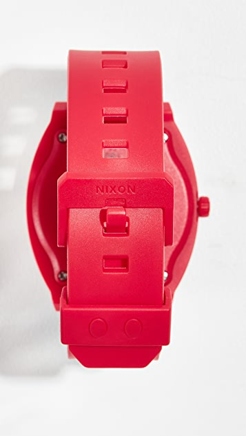 Nixon x Mickey Time Teller, 39mm